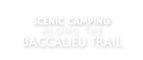 Scenic Camping Along the Baccalieu Trail